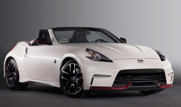 Nissan 370Z Nismo Roadster Concept 2015 01