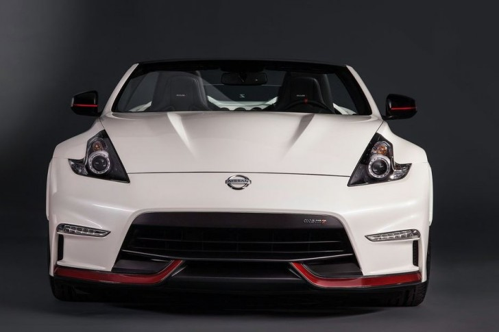 Nissan 370Z Nismo Roadster Concept 2015 02