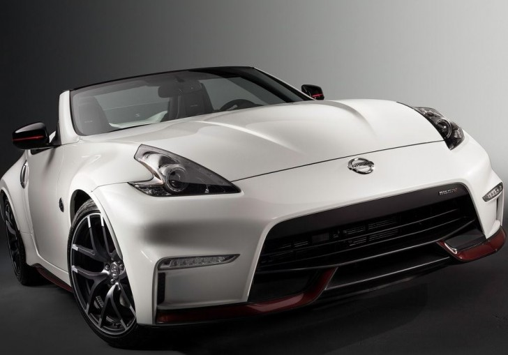 Nissan 370Z Nismo Roadster Concept 2015 03