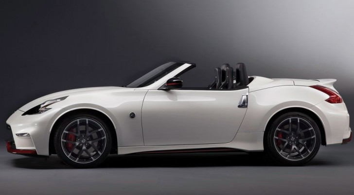 Nissan 370Z Nismo Roadster Concept 2015 04