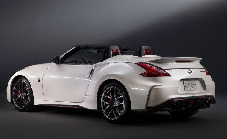 Nissan 370Z Nismo Roadster Concept 2015 05