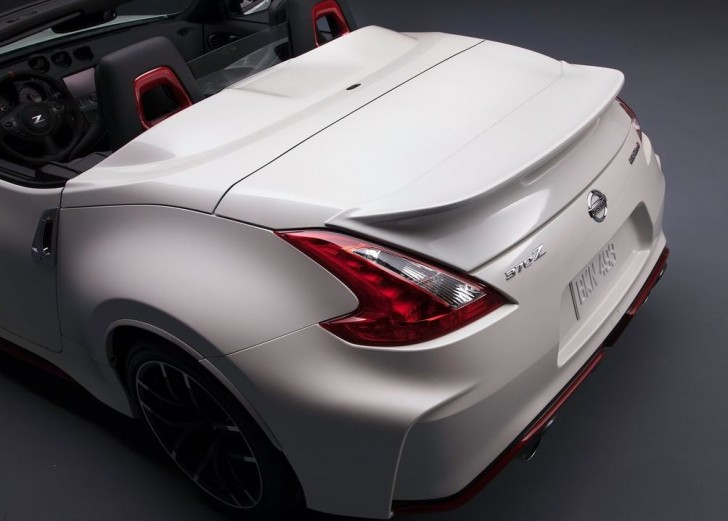 Nissan 370Z Nismo Roadster Concept 2015 06