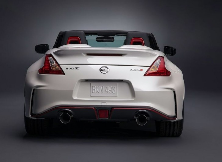 Nissan 370Z Nismo Roadster Concept 2015 07