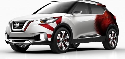 Nissan Kicks Samba concept 02