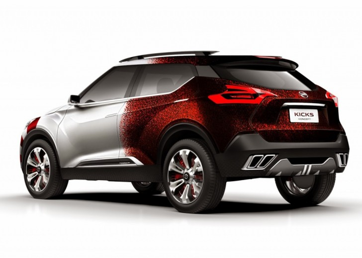 Nissan Kicks Samba concept 04