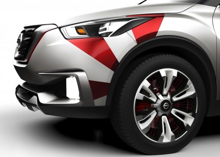 Nissan Kicks Samba concept 06