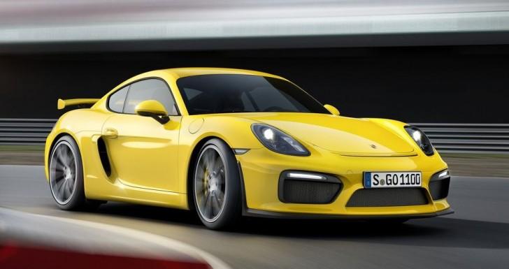 Porsche Cayman GT4 2016 06