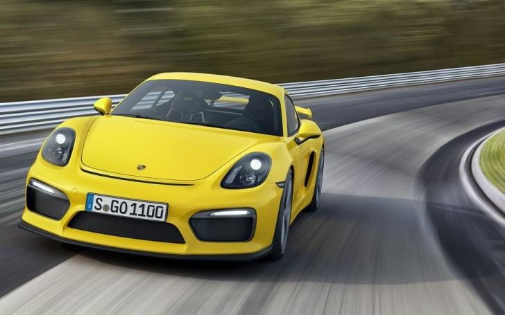 Porsche Cayman GT4 2016 07