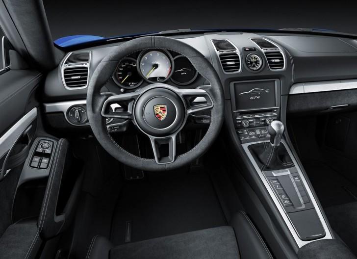 Porsche Cayman GT4 2016 10