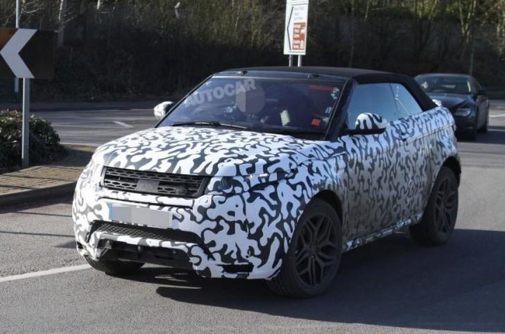 Range Rover Evoque cabriolet 2016 01