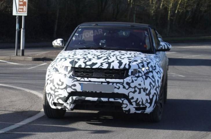 Range Rover Evoque cabriolet 2016 02