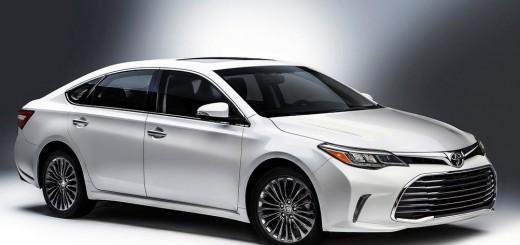 Toyota Avalon 2016 01