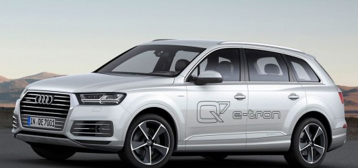Audi Q7 e-tron 3.0 TDI quattro 2017 02