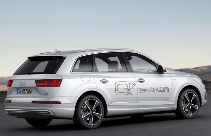 Audi Q7 e-tron 3.0 TDI quattro 2017 04