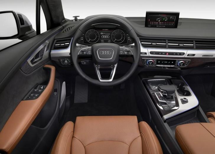 Audi Q7 e-tron 3.0 TDI quattro 2017 07