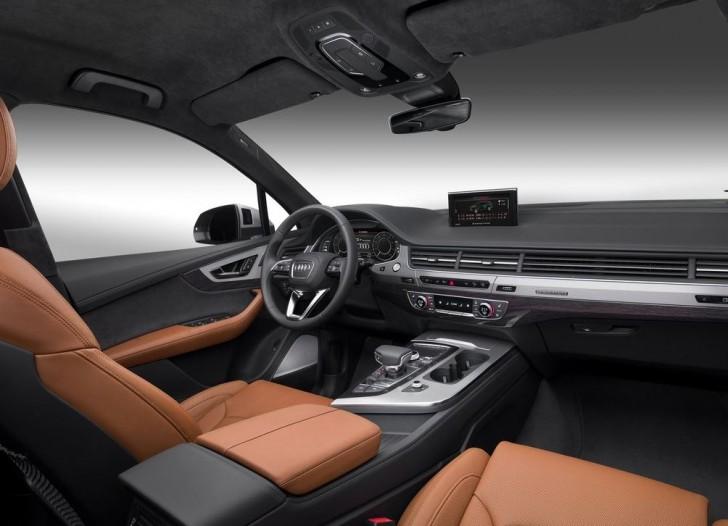 Audi Q7 e-tron 3.0 TDI quattro 2017 08
