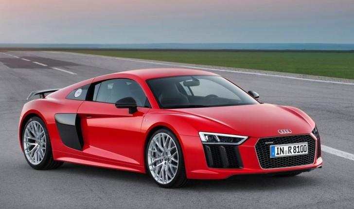 Audi R8 V10 plus 2016 01
