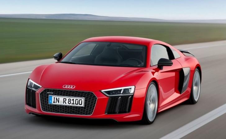 Audi R8 V10 plus 2016 03