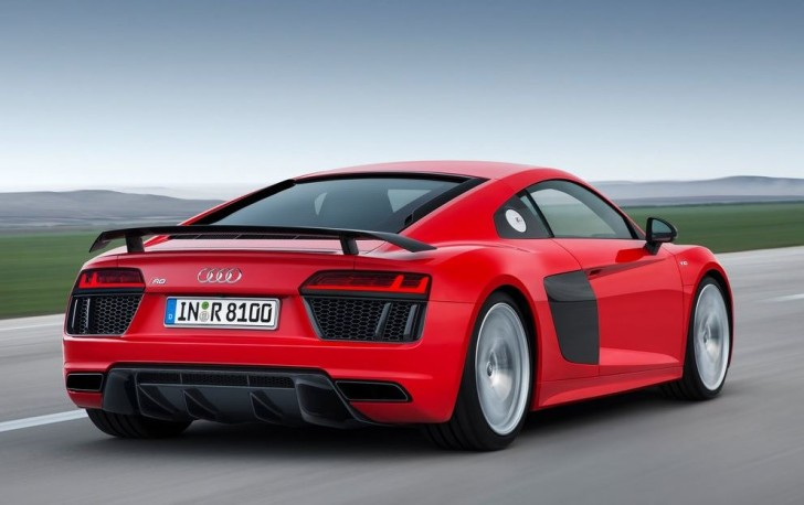 Audi R8 V10 plus 2016 05
