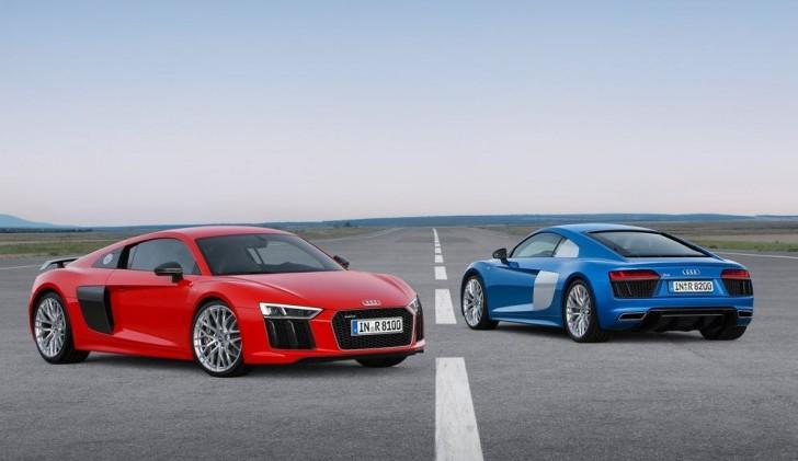 Audi R8 V10 plus 2016 06
