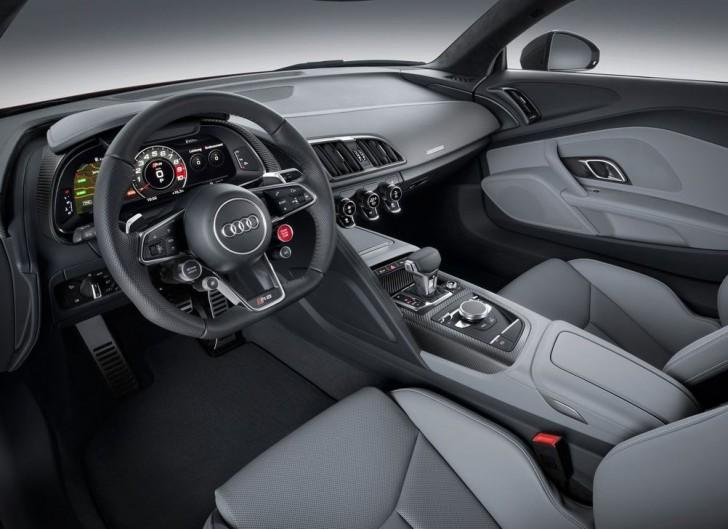 Audi R8 V10 plus 2016 07