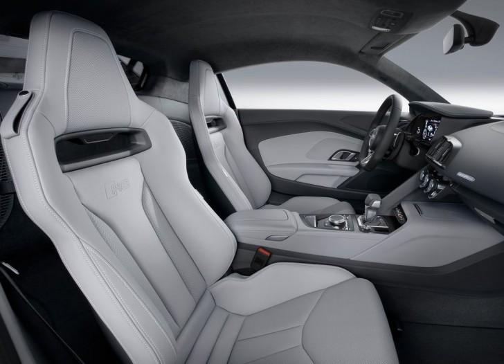 Audi R8 V10 plus 2016 08