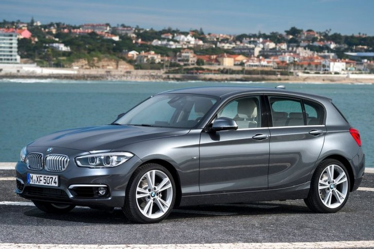 BMW 1-Series Urban Line 2016 01