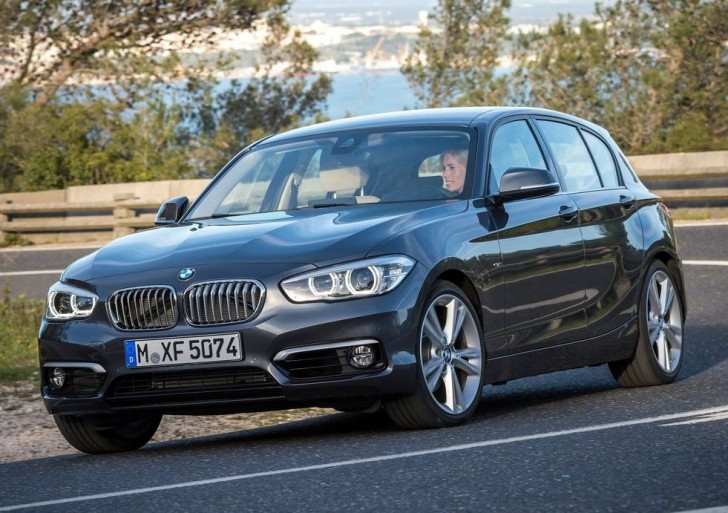 BMW 1-Series Urban Line 2016 03