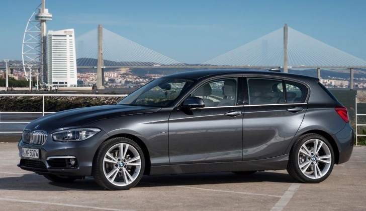 BMW 1-Series Urban Line 2016 05