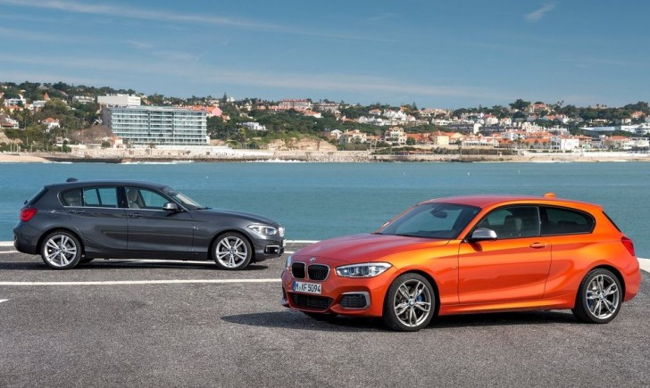 BMW 1-Series Urban Line 2016 06