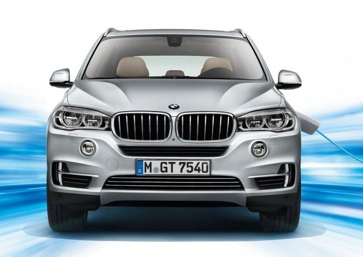 BMW X5 xDrive40e 2016 03