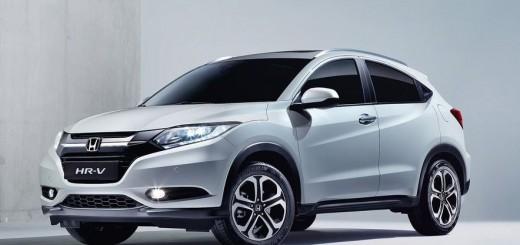 Honda HR-V EU-Version 2016 01