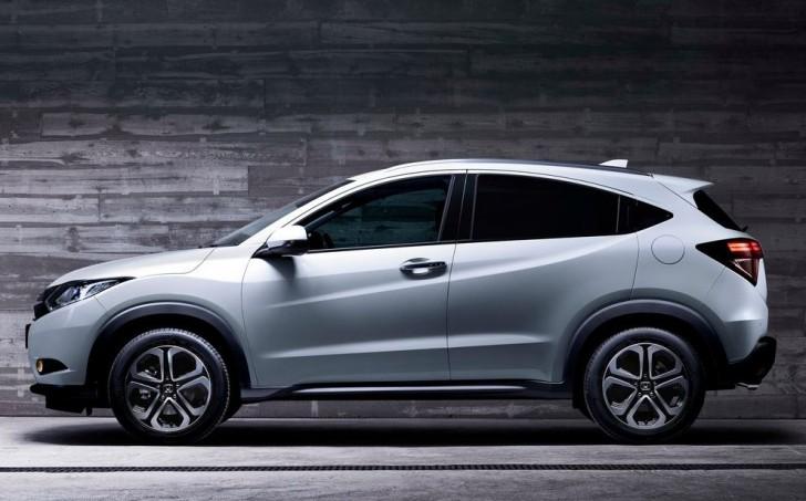 Honda HR-V EU-Version 2016 02