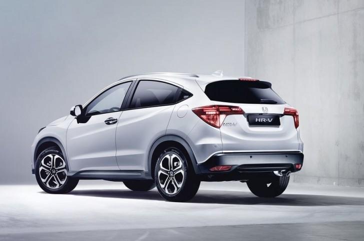 Honda HR-V EU-Version 2016 03