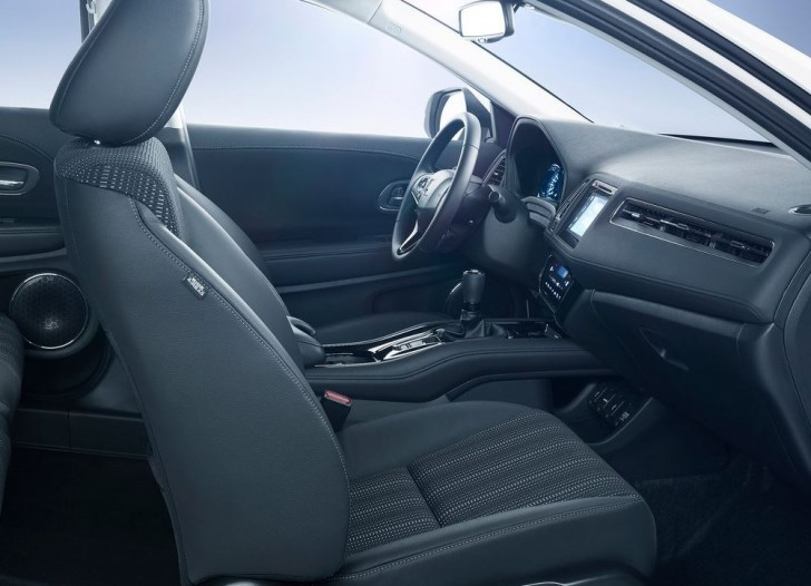 Honda HR-V EU-Version 2016 06
