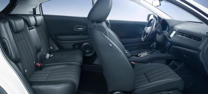 Honda HR-V EU-Version 2016 07