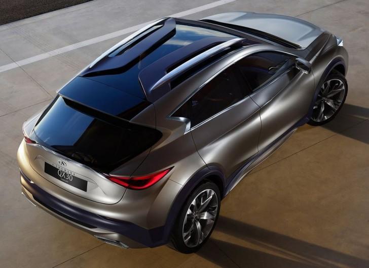 Infiniti QX30 Concept 2015 07