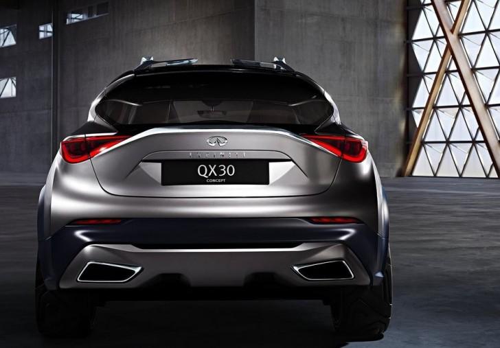 Infiniti QX30 Concept 2015 09