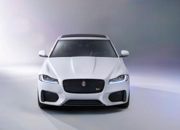 Jaguar XF 2016 02