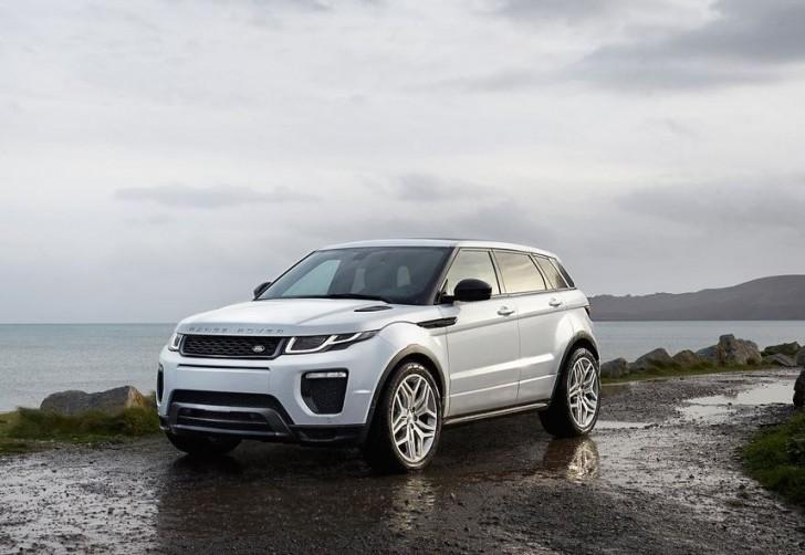 Land Rover Range Rover Evoque 2016 01