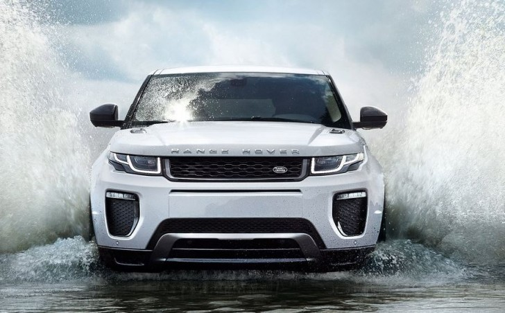 Land Rover Range Rover Evoque 2016 02