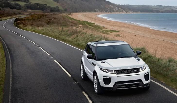 Land Rover Range Rover Evoque 2016 03