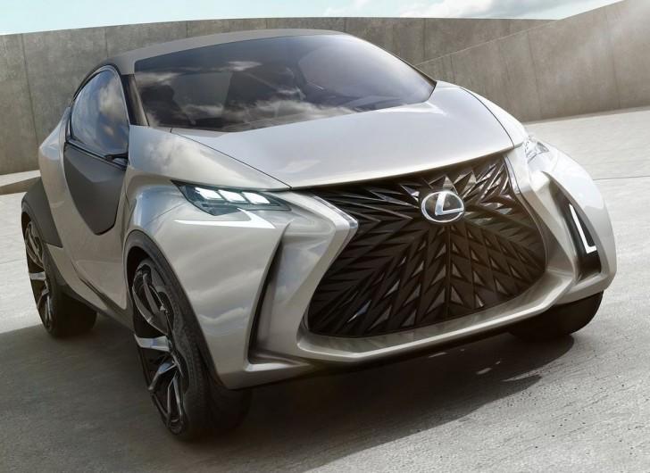 Lexus LF-SA Concept 01