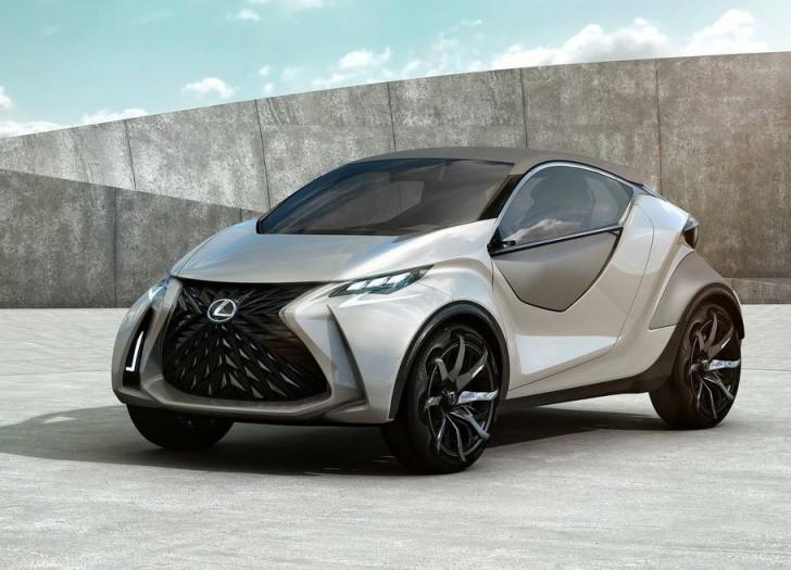 Lexus LF-SA Concept 02