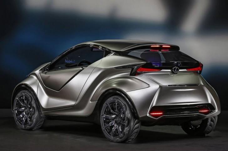 Lexus LF-SA Concept 04