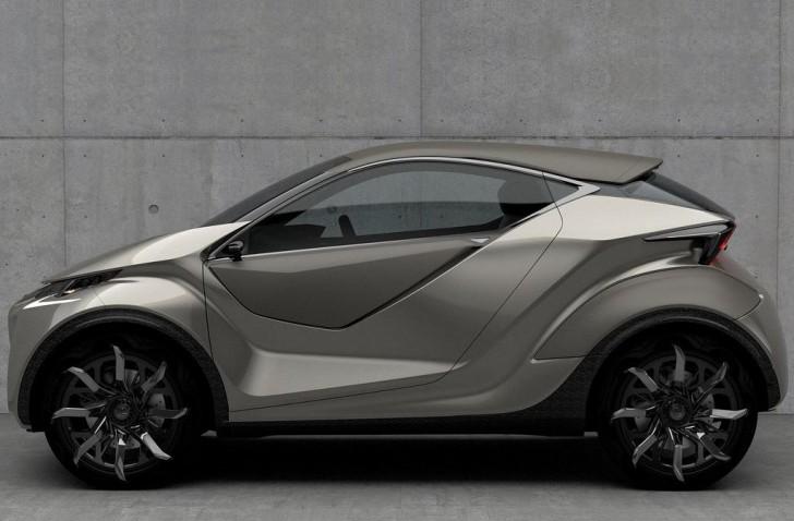 Lexus LF-SA Concept 06