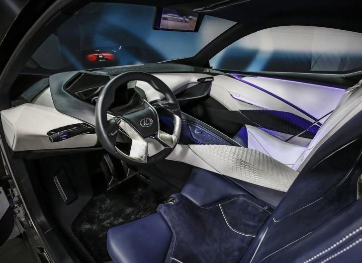 Lexus LF-SA Concept 07