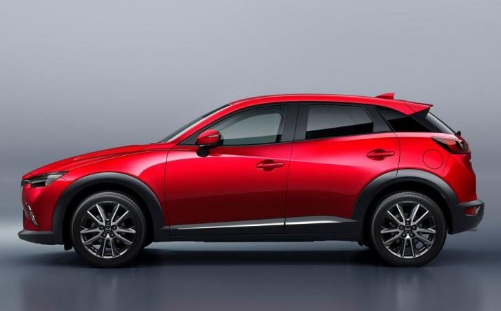 Mazda CX-3 2016 03