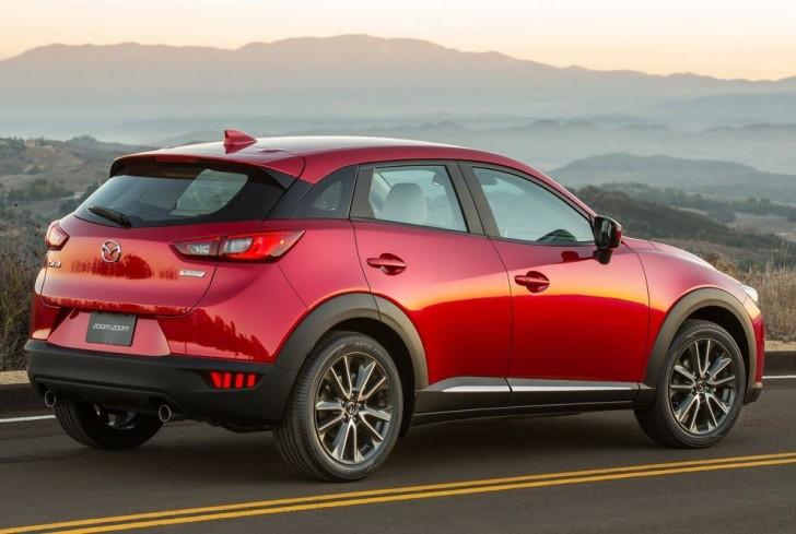 Mazda CX-3 2016 05