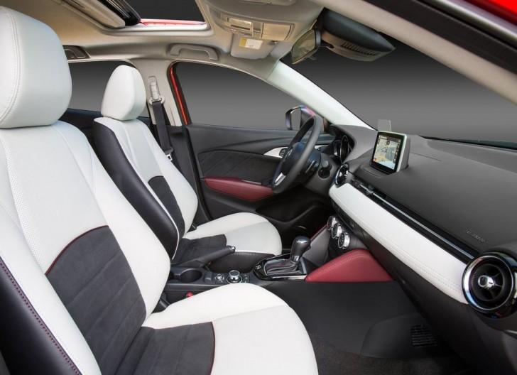 Mazda CX-3 2016 09